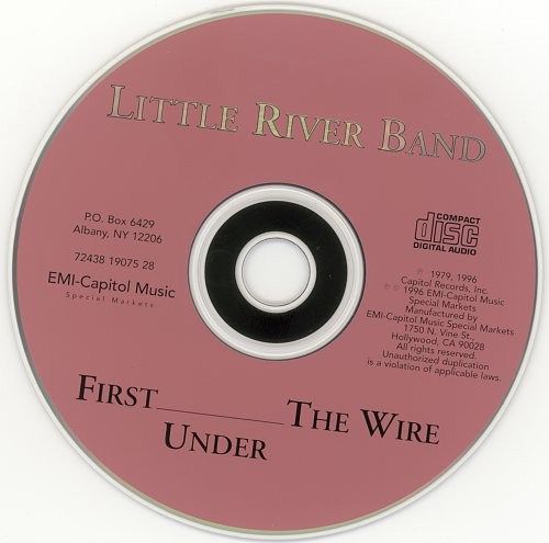 Little River Band - First Under The Wire (1979)