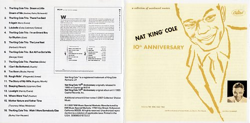 Nat King Cole - 10th Anniversary (2007)