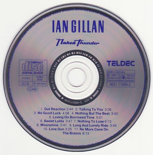 Ian Gillan - Naked Thunder (1990)