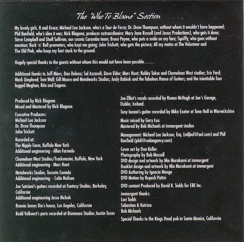 Ian Gillan - Gillan's Inn (2006)
