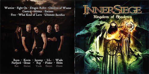 InnerSiege - Kingdom Of Shadows (2012)