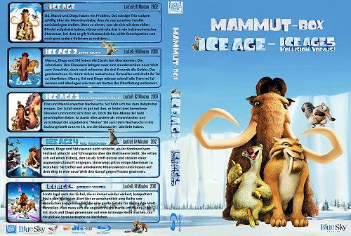 Ледниковый период 5в1 / Ice Age collection (2002-2016)