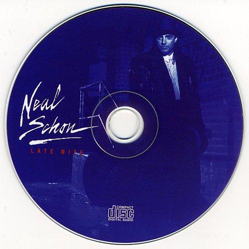 Neal Schon (Jorney) - Late Nite (1989)