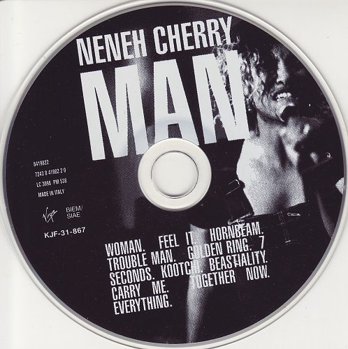 Neneh Cherry - Man (1996)