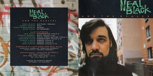 Neal Black & The Healers - Neal Black & The Healers (1993)