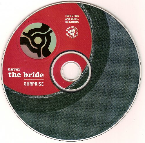 Never The Bride - Surprise (2002)