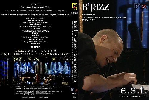 Esbjorn Svensson - Jazzwoche Burghausen (2001)