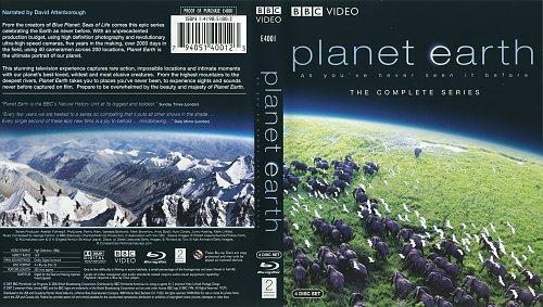 BBC: Планета Земля / Planet Earth (2006)