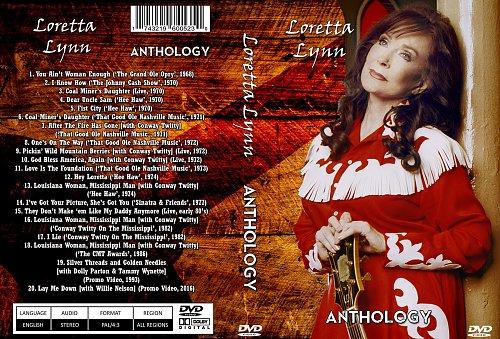 Loretta Lynn - Anthology (2016)