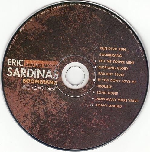 Eric Sardinas and the Big Motor - Boomerang (2014)