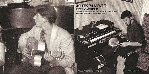 John Mayall - Time Capsule (2000)