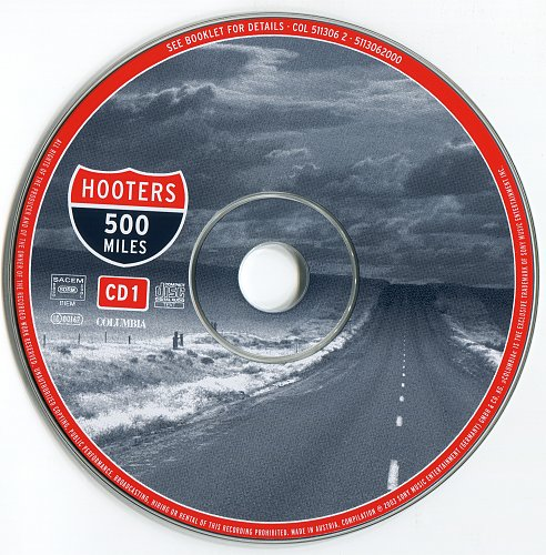 Hooters - 500 Miles (2003)