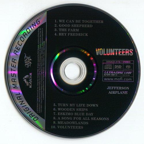 Jefferson Airplane - Volunteers (1969)