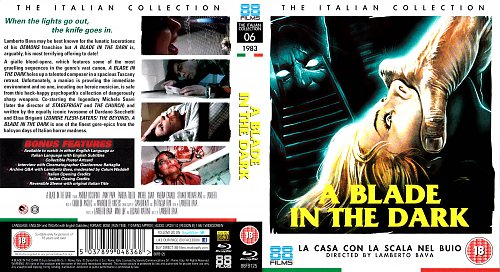 La casa con la scala nel buio / Лезвие в ночи (1983)