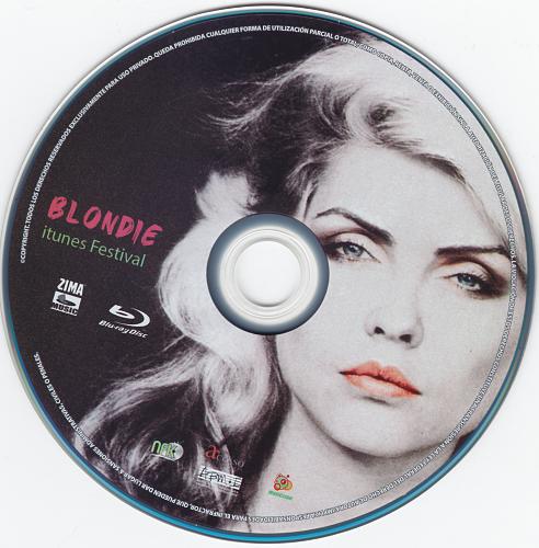 Blondie - iTunes Festival (2014)