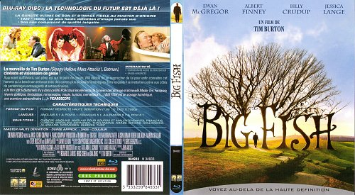 Крупная рыба / Big Fish (2003)