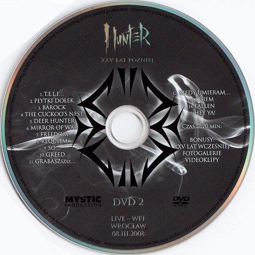 Hunter - XXV Lat Pozniej (2011)
