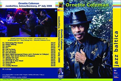 Ornette Coleman - Jazz Baltica (2008)