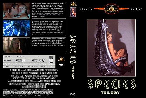 Особь / Трилогия (1995-2004)