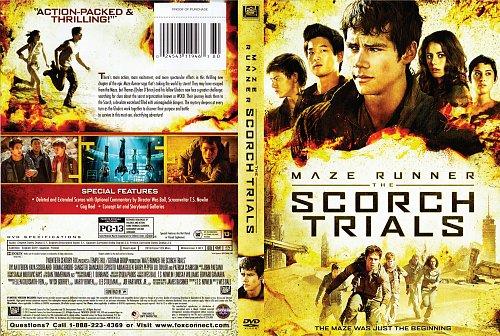 Бегущий в лабиринте: Испытание огнём / The Scorch Trials (2015)