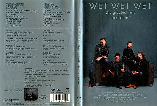 Wet Wet Wet - The Greatest Hits and More (2004)