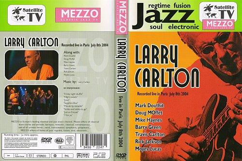 Larry Carlton - Live In Paris (2004)