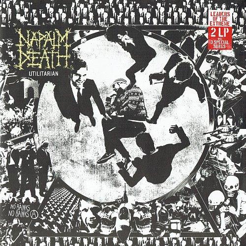 Napalm Death - Utilitarian (2012) 2LP