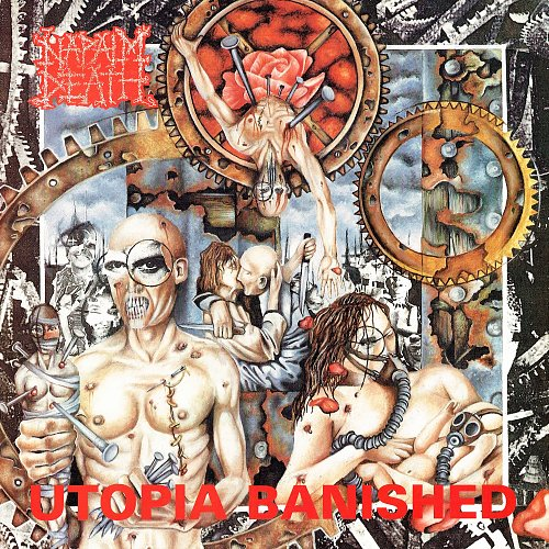 Napalm Death - Utopia Banished (1992)