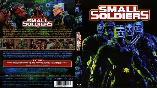 Солдатики / Small Soldiers (1998)