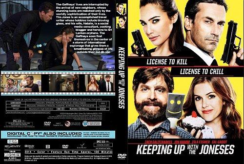 Шпионы по соседству / Keeping Up with the Joneses (2016)