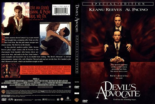 Адвокат дьявола / The Devil's Advocate (1997)