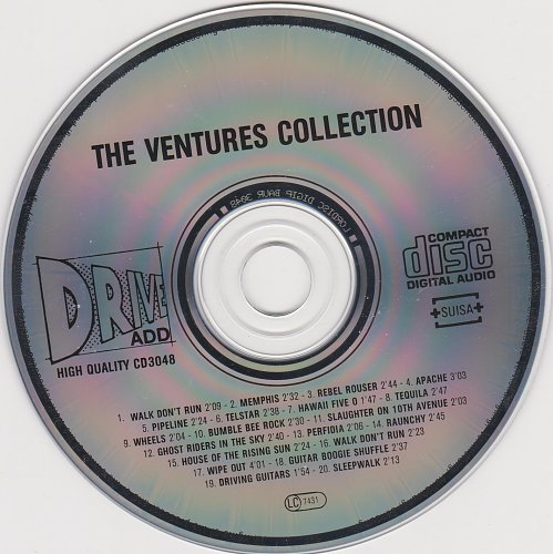 Ventures - Collection (1988)