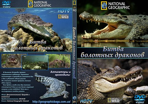 National Geographic: Битва болотных драконов / Battle of the Swamp Dragons (2017)