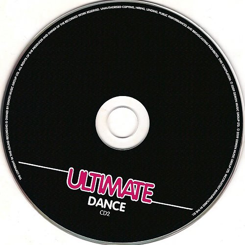 VA - Ultimate Dance (2009)