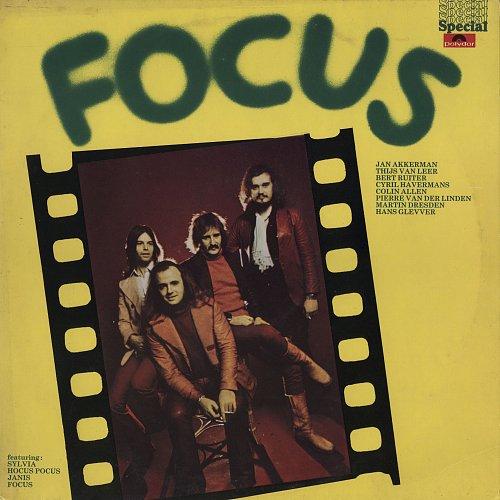 Focus - Focus (1975) Compilation
