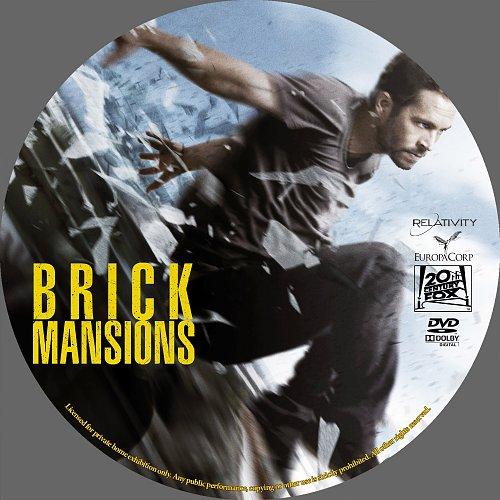 13-й район: Кирпичные особняки / Brick Mansions (2014)