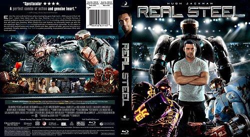 Живая Сталь / Real Steel (2011)