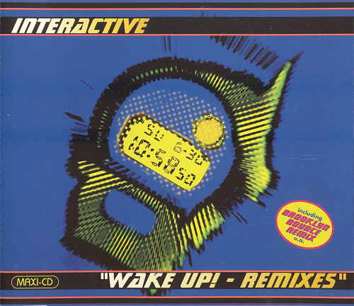 Interactive - Wake Up (1997)