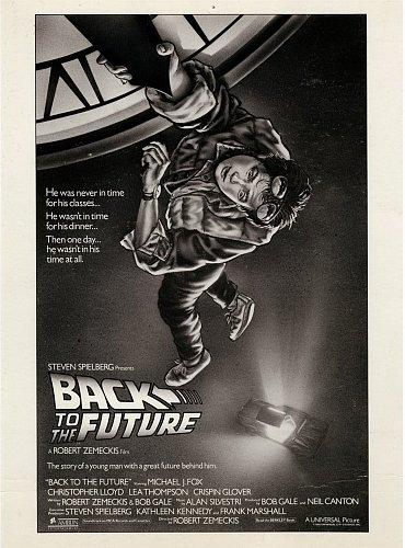 Назад в будущее / Back To The Future (1985
