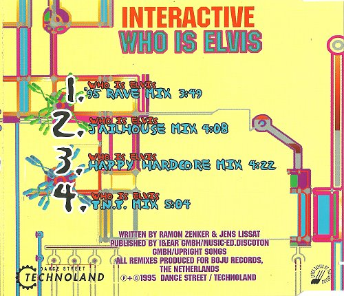 Interactive - Who Is Elvis (1995)