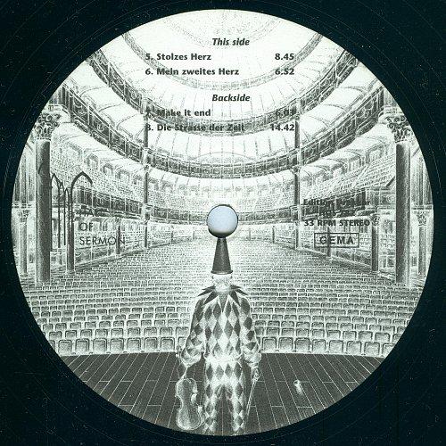 Lacrimosa - Stille (1997)