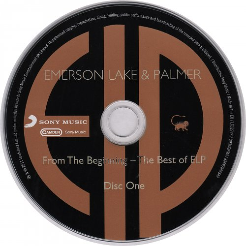 Emerson, Lake & Palmer - From The Beginning - The Best Of ELP (2011)