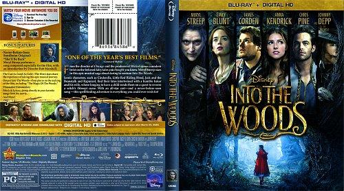 Чем дальше в лес... / Into the Woods (2014)