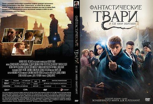 Фантастические твари и где они обитают / Fantastic Beasts and Where to Find Them (2016)