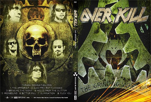 Overkill - The Grinding Wheel (2017)