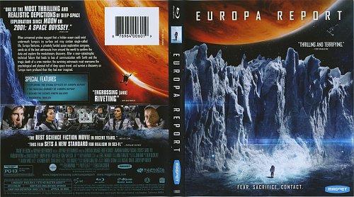Европа / Europa Report (2012)