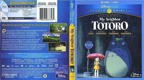 Мой сосед Тоторо / Tonari no Totoro / My Neighbor Totoro (1988)
