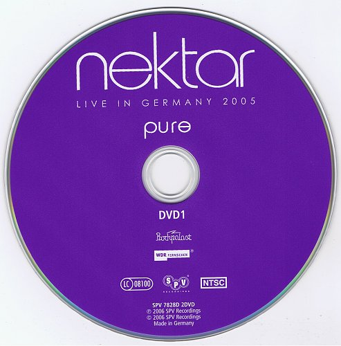 Nektar - Pure. Live In Germany (2005)