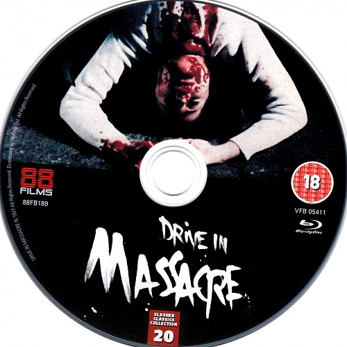 Drive In Massacre  / Резня в автомобильном кинотеатре (1976)