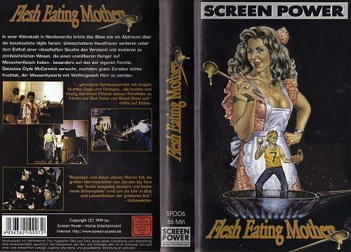 Flesh Eating Mothers / Плотоядные мамаши (1988)